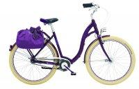 Torba do roweru miejskiego